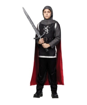 Medieval Knight Kids Costume