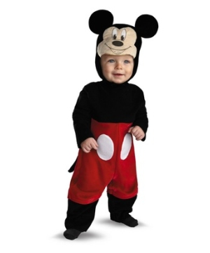 Mickey Mouse Disney Baby Costume