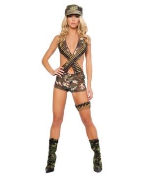 Military Womens Costume