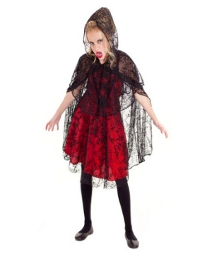 Mina the Vampire Girl Costume