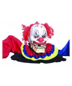 Curly Clown Groundbreaker - Halloween Decoration