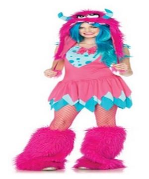 Mischief Monster Teen Costume