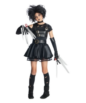Miss Scissorhands Teen Costume