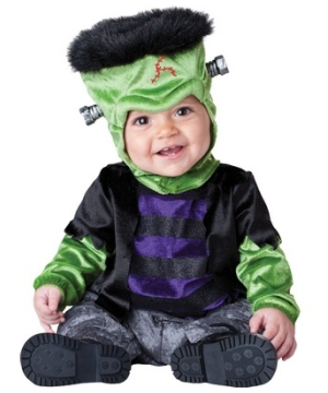 Monster Boo Baby Costume