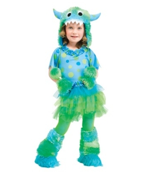 Monster Miss Baby Costume
