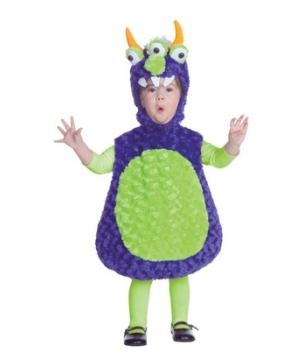 Monster Toddler Costume