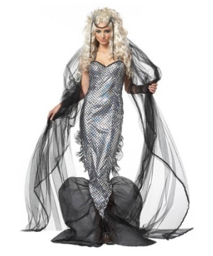 Mystic Mermaid Women Costume
