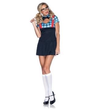 Naughty Nerd Women's Costume