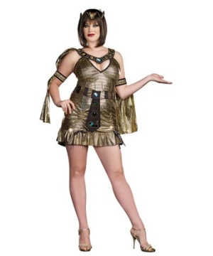 Naughty on the Nile plus size Women Costume