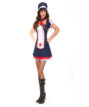 Naval Knockout Adult Costume