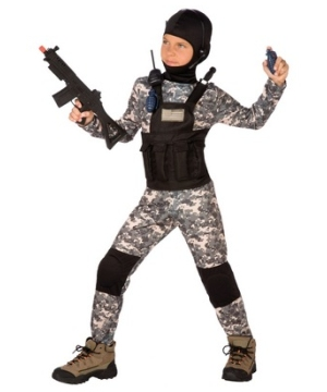 Navy Seal Kids Costume