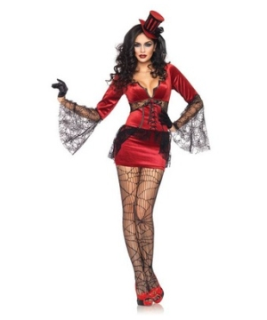 Neck Biting Vamp Adult Costume