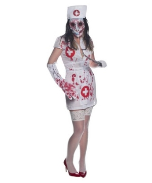 Nurse Terminal Adult Costume