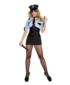officer naughty womens costume