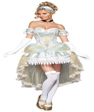 Passionate Princess Adult Costume