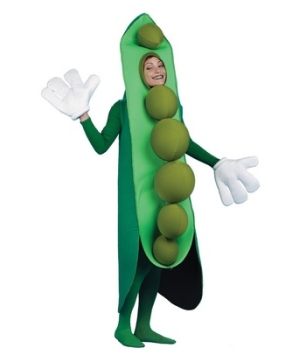 Peas in a Pod Kids Costume