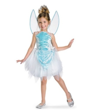 Disney Secret of the Wings Periwinkle Girl Costume