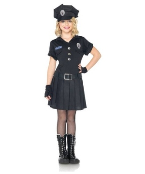 Playtime Police Kids Costume