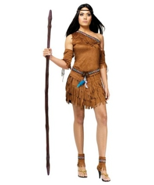 Pow Wow Women Indian Costume