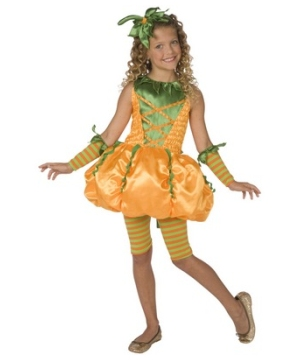 Precious Pumpkin Kids Costume