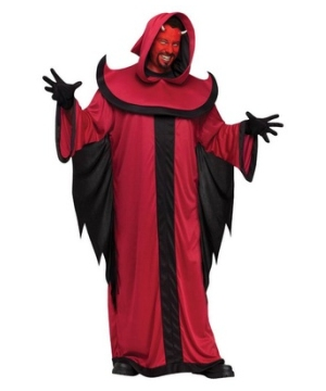 Devil Prince of Darkness Men Costume