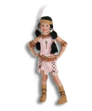 Princess of the Dawn Girls Costume