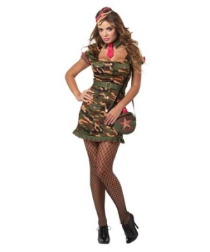 Private First Class Adult Costume