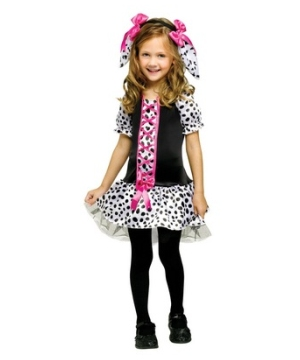 Puppy Love Toddler Girls Costume