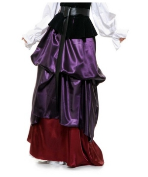 Skirt Renaissance Adult Costume