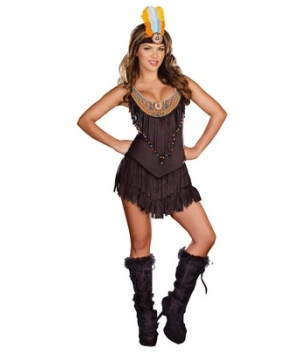 Reservation Royalty Women Costume