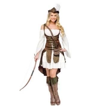Robin Hood Renaissance Women Costume