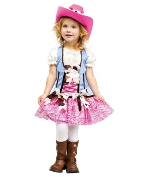 Rodeo Sweetie Baby Costume