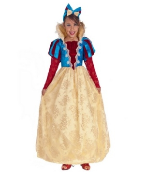 Royal Snow White Kids Costume