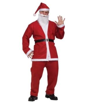 Santa Pub Crawl Adult Costume