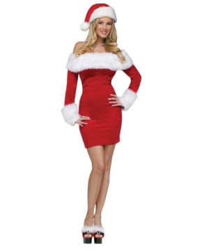 Santa Sweetie Adult Costume