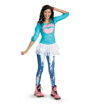 Shake It up Season 2 Rocky Girls Costume
