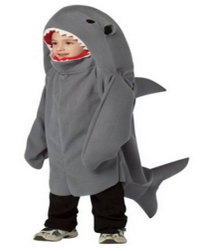 Shark Baby Boys Costume