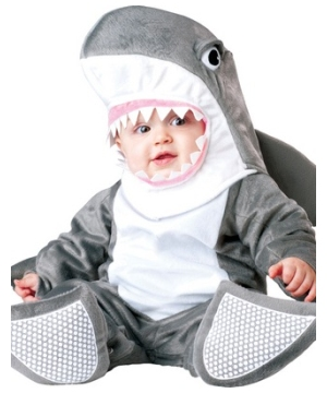 Silly Shark Baby Costume