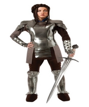 Snow White Armour Adult Costume