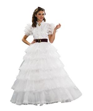 Scarlett Ohara Southern Belle Women Costume