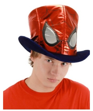 Spiderman Adult Hat
