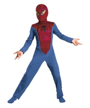 The Amazing Spiderman Boys Costume