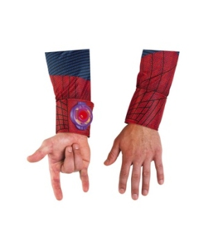 The Amazing Spiderman Light up Adult Web Shooter deluxe