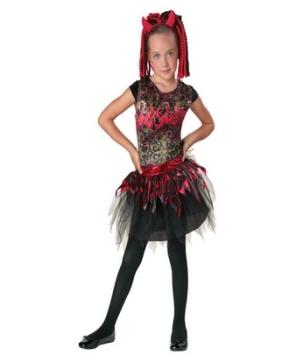 Spunky Spitfire Kids Costume