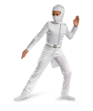 Gi Joe Retaliation Storm Shadow Kids Costume