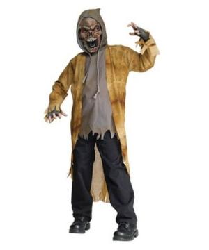 Street Zombie Boys Costume