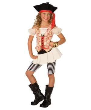 Swashbuckler Girl Costume