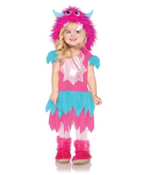 Sweetheart Monster Baby Costume