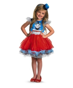 Thomas the Tank Engine Girls Costume