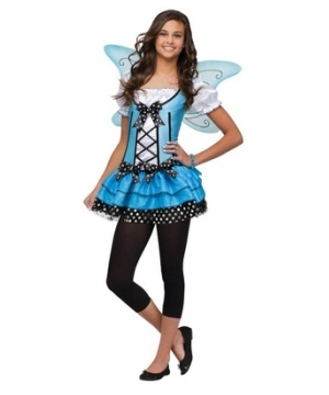 Bluebelle Fairy Teen Costume